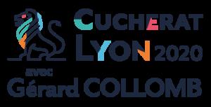 Cuchera Lyon 2020 avec Gérard Collomb