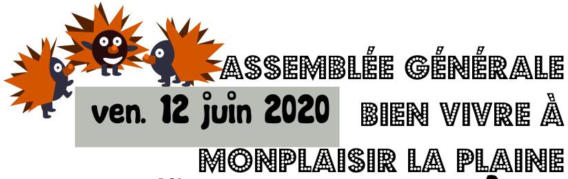 Assemblée Générale 2020 🗓 🗺